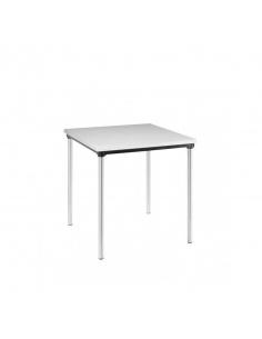 Tavolo SOVRAPPONIBILE 70x70 quadrato - Scab Design