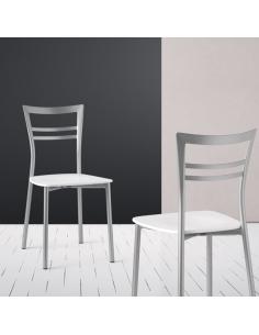 Sedia in metallo GISELLA art. 1153