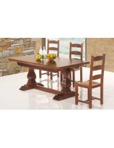 Tavolo in legno allungabile 180x100 cm - art. 1147