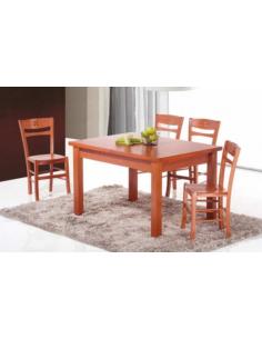Tavolo in legno allungabile art. 2206 130x90 cm