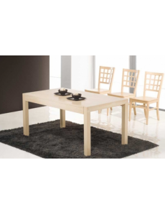 Tavolo in legno di rovere allungabile rettangolare art. 2231