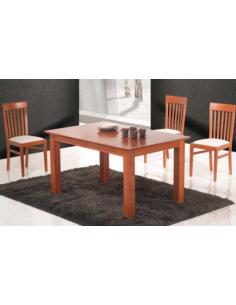 Tavolo in legno di faggio allungabile rettangolare art. 2236