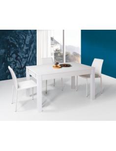 Tavolo in legno allungabile art. 2283 130x80 cm