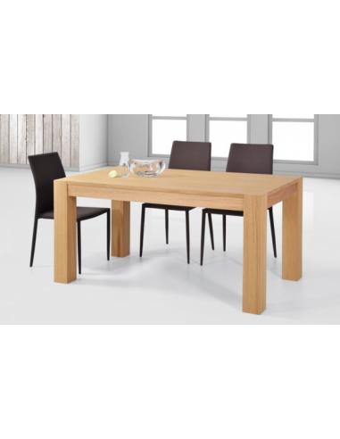 Tavolo in rovere allungabile rettangolare art. 2291