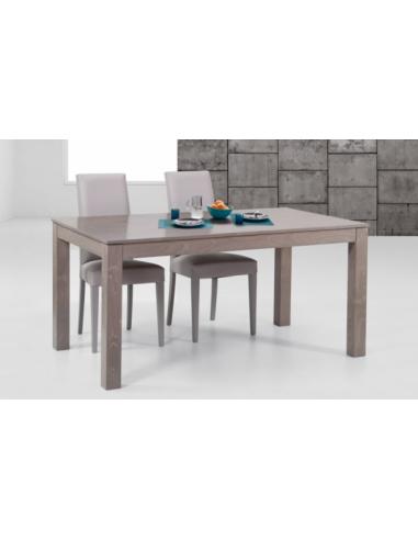 Tavolo in rovere allungabile rettangolare art. 2294
