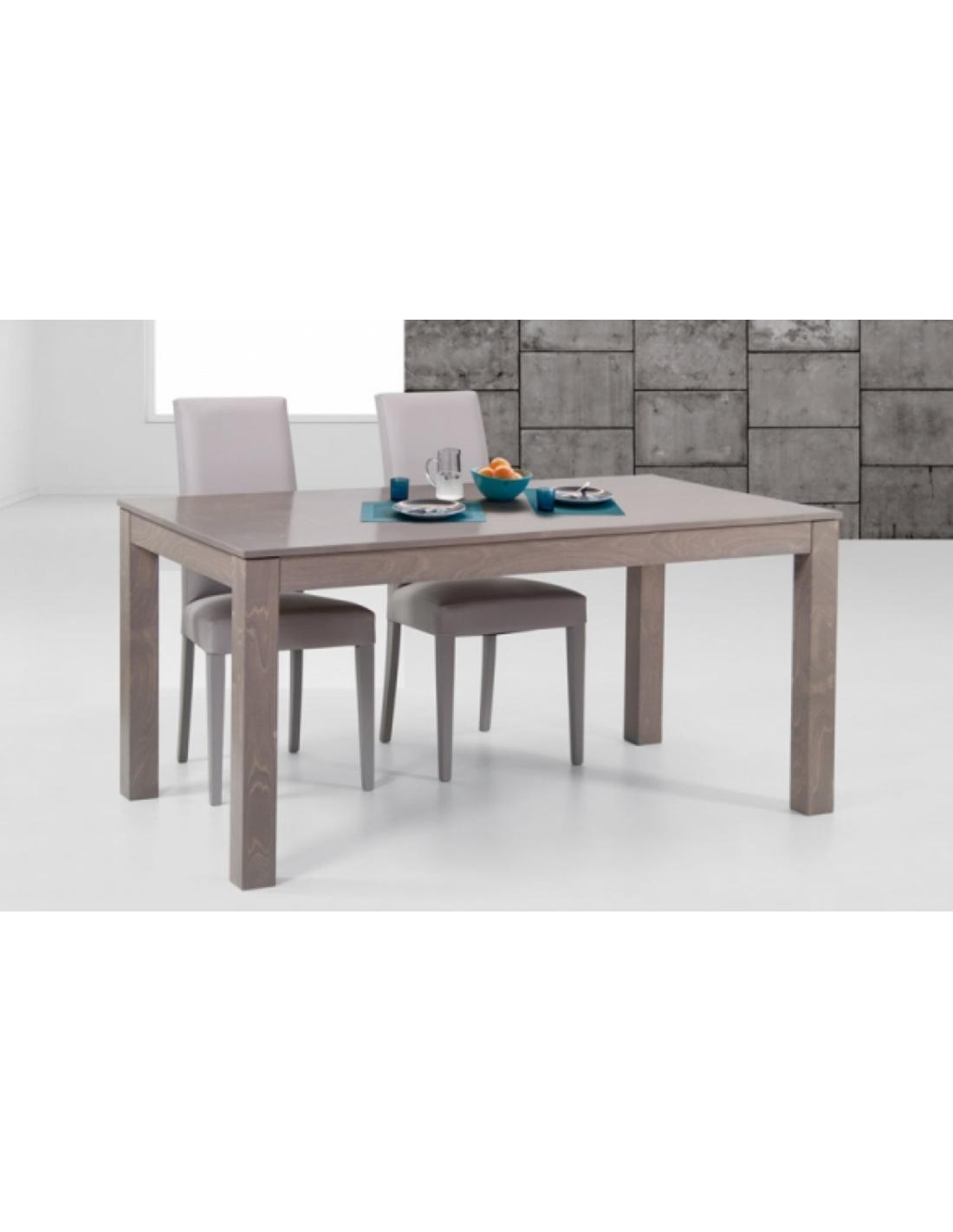 Tavolo in rovere allungabile rettangolare art 2294 - Tavolo rettangolare allungabile ...