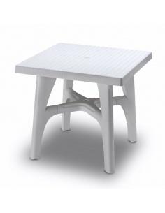 Tavolo da esterno INTRECCIATO 140 x 80 cm - Scab Design