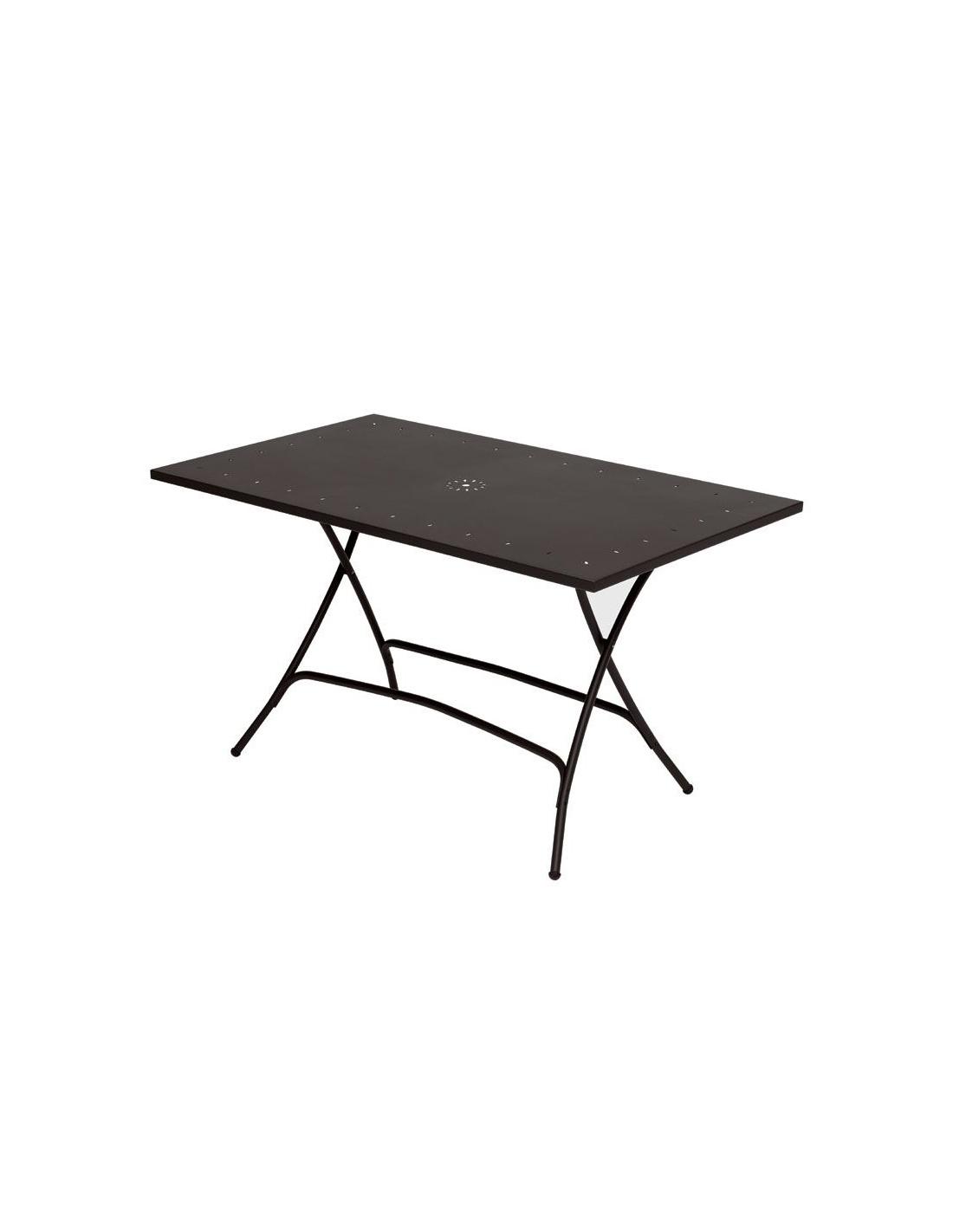 Tavolo da esterno pieghevole 120 x 80 cm salvaspazio for Tavolo pieghevole design