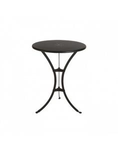 Tavolo da esterno per giardino modello RAFFAELLO Ø 60 cm - Scab Design