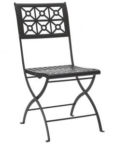 Sedia da esterno per giardino modello ISOTTA senza braccioli 2506 - Scab Design - minimo 2 pezzi