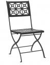 Sedia da esterno ISOTTA senza braccioli 2506 - Scab Design
