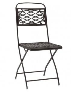 Sedia pieghevole da esterno per giardino ISA senza braccioli 2533 - Scab Design - minimo 4 pezzi