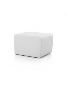 Divanetto pouf componibile modello LEAF art.0405 di SPOUF