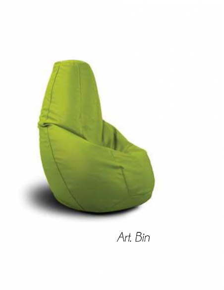 Diversi colori DreamSAC Pouf a Sacco Large, Verde Scuro Grande e Confortevole: Realizzato In Germania in Memory Foam