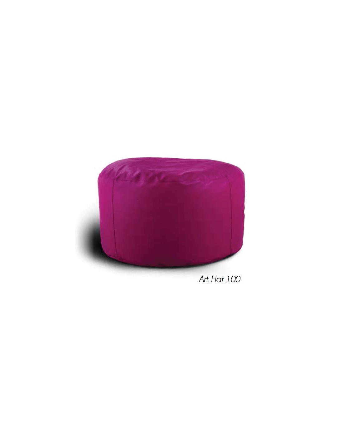 Poltrone moderne per salotto for Pouf letto conforama