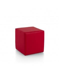 Pouf cubo 45 modello I RIGIDI art. 1102 di SPOUF Style - pouf design