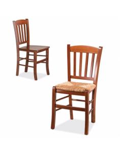 Sedia in legno di frassino PAMELA CS 1203