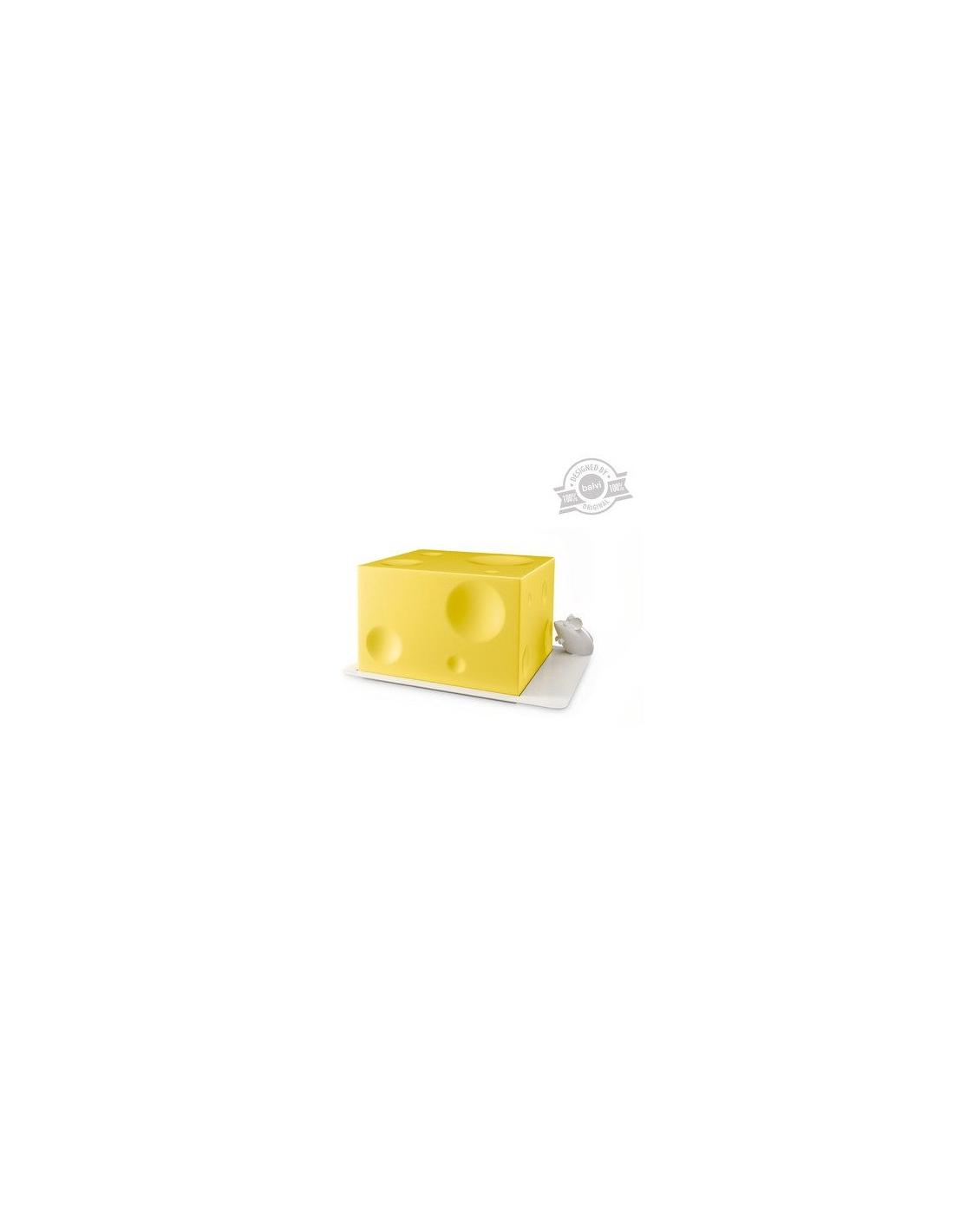 Porta formaggio i love cheese di balvi in polipropilene - Porta formaggio ikea ...