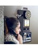 Telefono fisso vintage/retrò da parete di Balvi con salvadanaio Catalogo   Prodotti