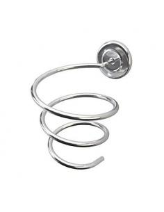 Supporto per asciugacapelli Curl in metallo di Balvi