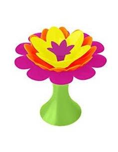 Set di 3 imbuti a forma di fiore di Vigar