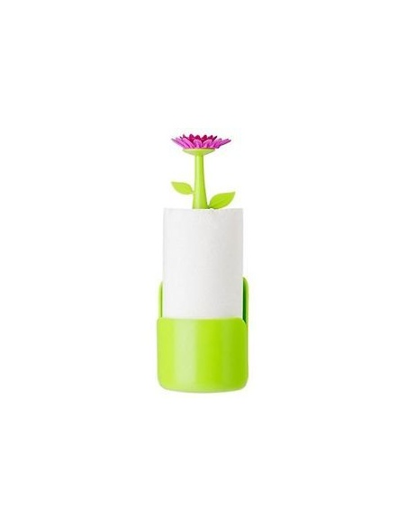 "Porta rotolo da cucina ""Flower Power"" di Vigar"