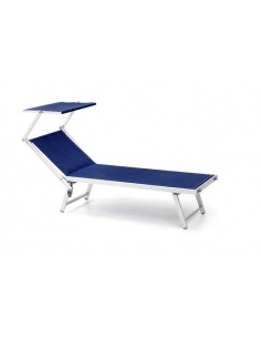 Mobili da esterno e per arredo giardino sedie poltrone sdraio e lettini in offerta 2 casa - Lettino piscina alluminio ...