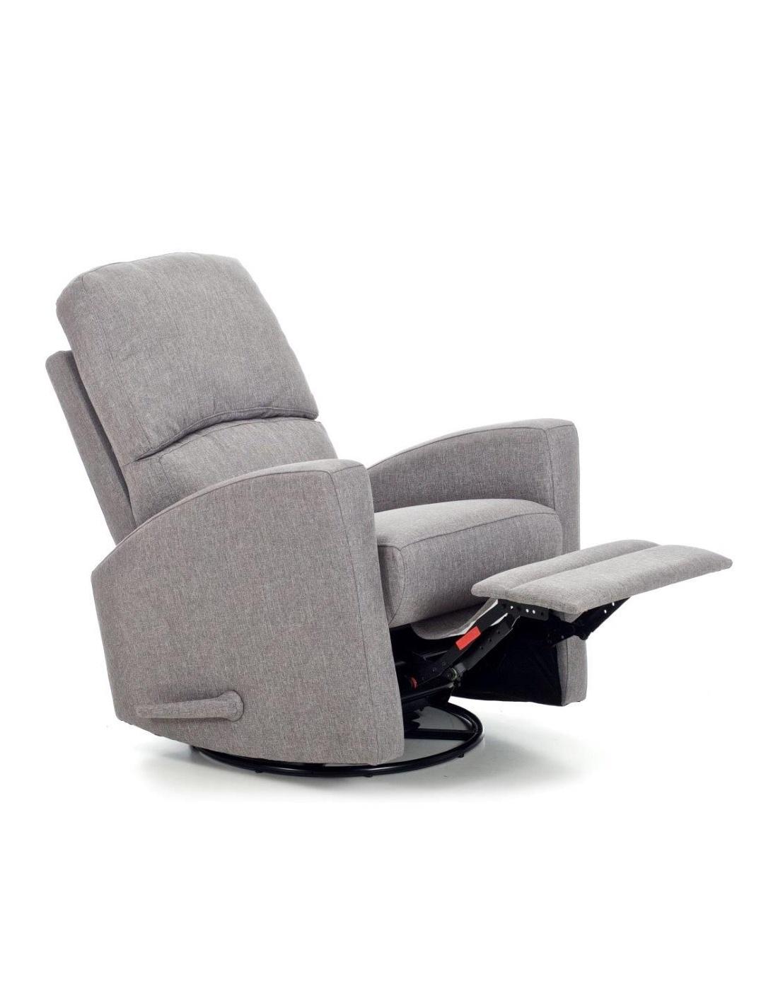 Sedia Dondolo Per Allattamento.Poltrona Recliner Da Allattamento Modello Mamy