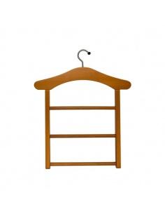 Indossatore in legno per armadio modello Milord di Arredamenti Italia