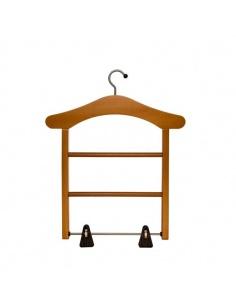 Indossatore in legno per armadio modello MILADY di Arredamenti Italia