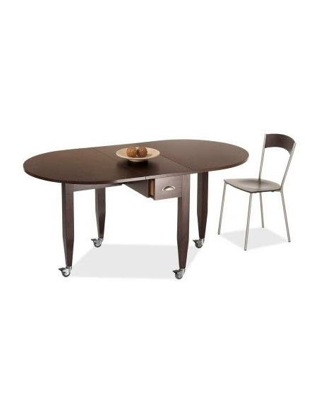 Tavolo consolle con cassetti
