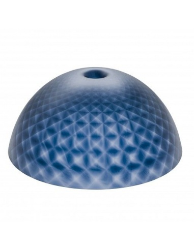 Lampadario a sospensione modello Stella XL di Koziol colore blu