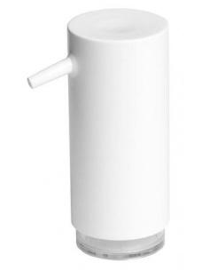 Dosasapone/Dispenser per cucina o bagno Birdy di Balvi 750ml in acrilico bianco