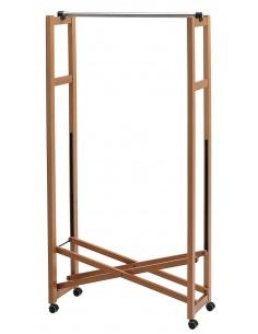 """Stender appendiabiti in legno chiudibile modello GIULYUS 644 di Arredamenti Italia - Sistema """"apri facile"""""""