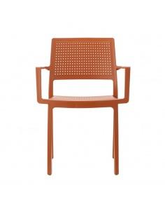 Sedie EMI con braccioli 2342 - Scab Design - Minimo 4 pezzi