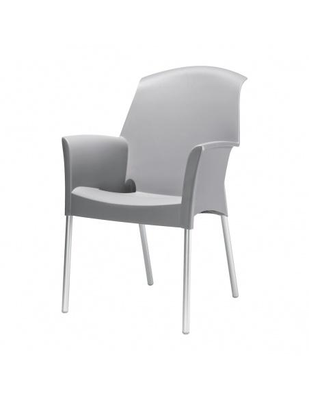 Sedie SUPER JENNY con braccioli - Scab Design