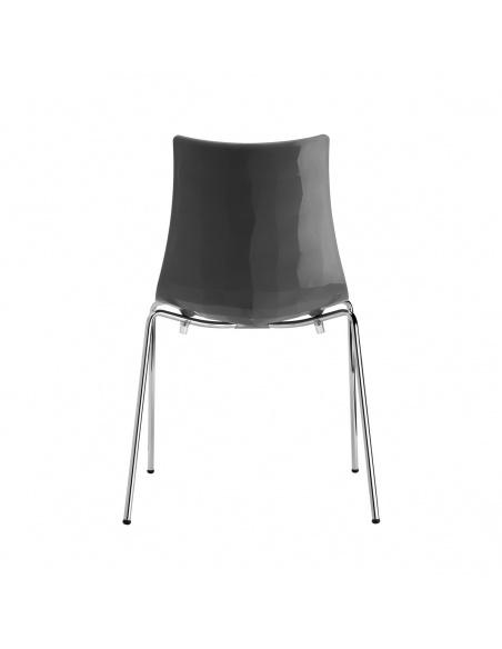 Sedie ZEBRA BICOLORE 2272 4 gambe - Scab Design
