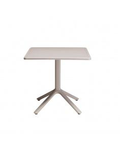 Tavolino ECO FISSO 80x80 cm 2450 - Scab Design