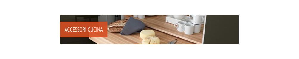 Vendita online di accessori moderni da cucina in offerta for Accessori pensili cucina