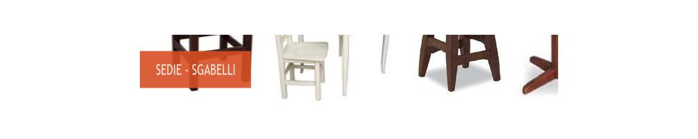 Vendita online sedie sgabelli e scale da interno ed for Vendita sgabelli online