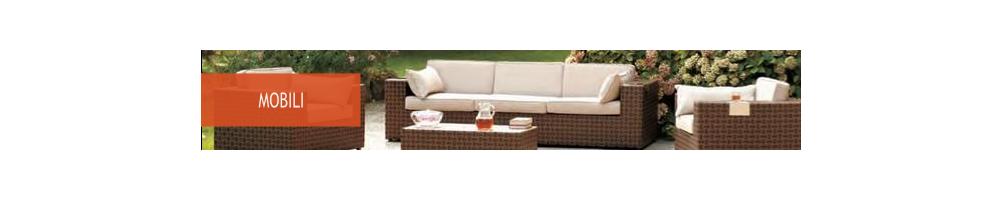Mobili da esterno e per arredo giardino sedie poltrone for Giardino mobili esterno