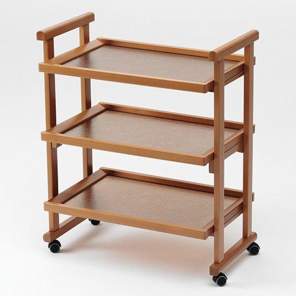 Carrello in legno modello gregory 3310 di arredamenti for Emporium arredamenti