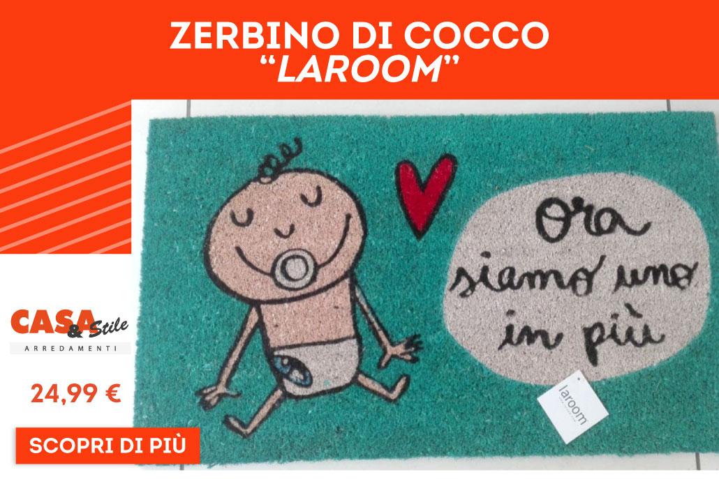 """Zerbino di Cocco """"Laroom"""""""