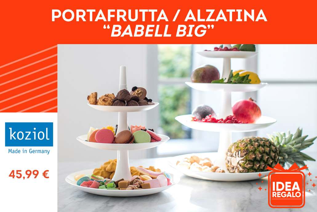 Portafrutta / Alzatina - Koziol