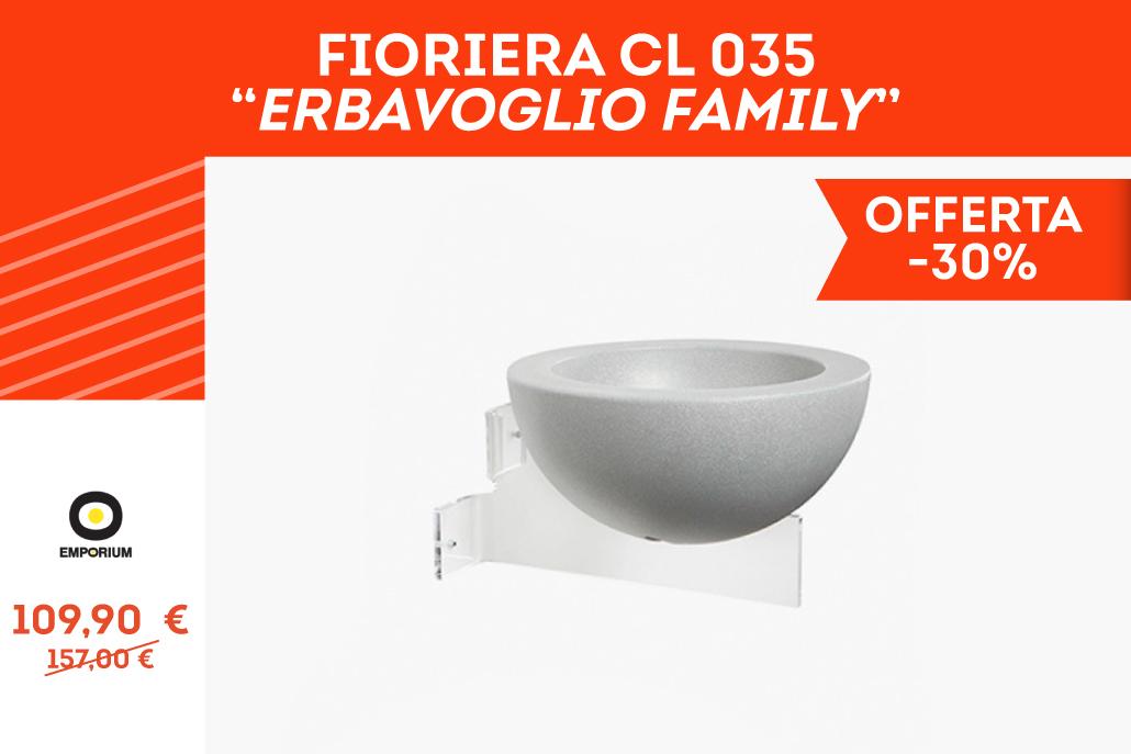 Fioriera CL 035
