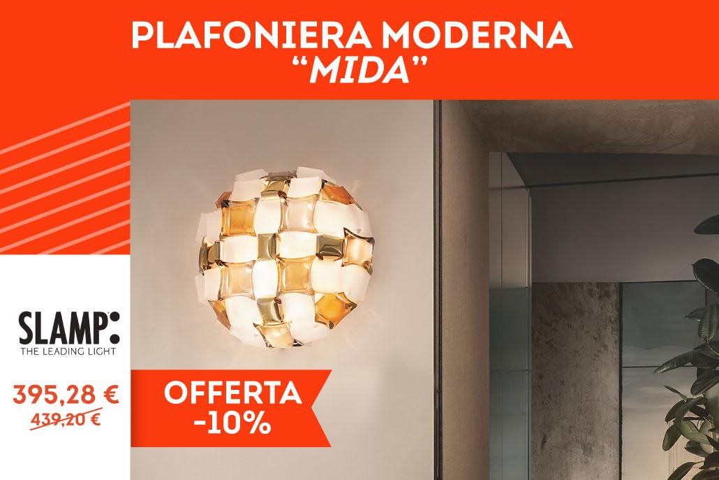 """Plafoniera Moderna """"MIDA"""""""