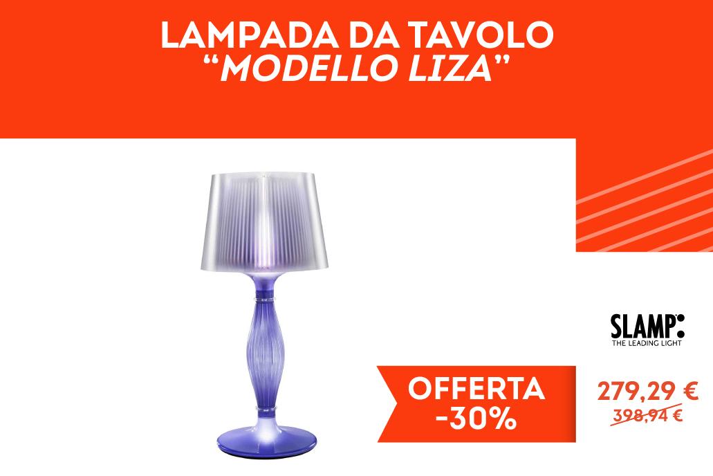 """Lampada da tavolo modello """"Liza"""""""