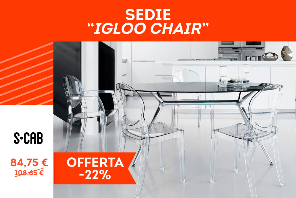 "Sedie ""Igloo Chair"""