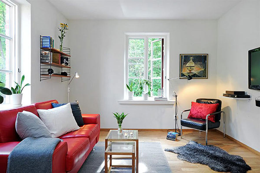 come arredare un soggiorno moderno con stile e risparmiare - Arredare Soggiorno Moderno Piccolo